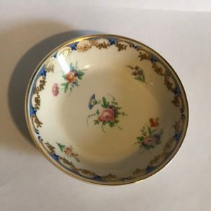 Syracuse China small bowl vintage antique